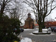 Auf dem Schlossberg in Lauenburg