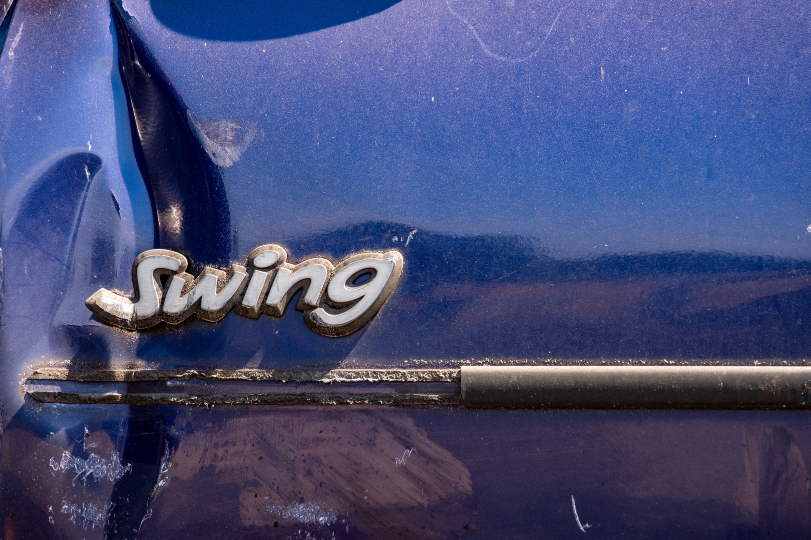 Auf dem Schrottplatz, Swing