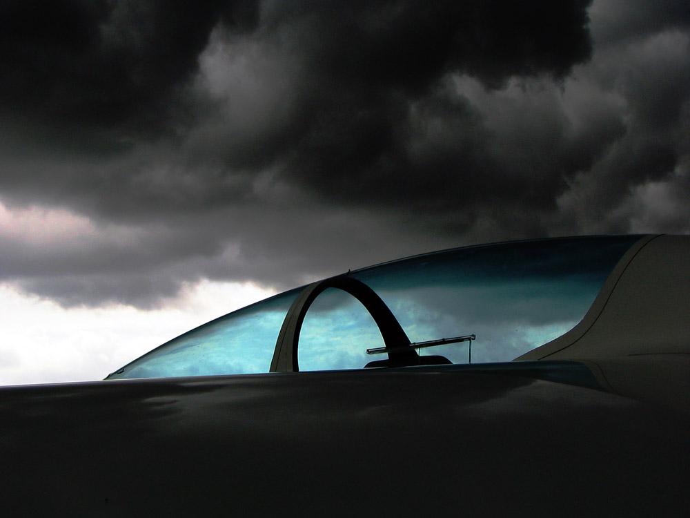 Auf dem Segelflugplatz II