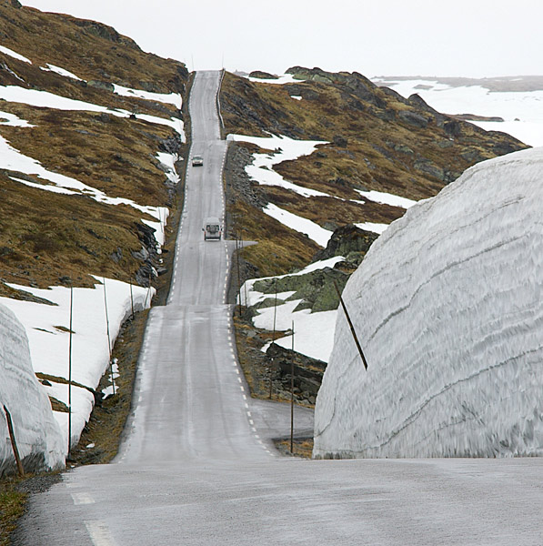 Auf dem Sognefjell II
