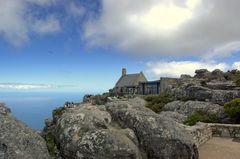 Auf dem Tafelberg in Kapstadt ( Cape Town)