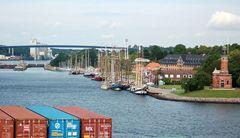 Auf dem Weg nach Esbjerg