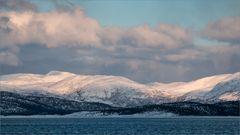 Auf dem Weg nach Tromsö