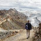 Auf dem Weg zum Gornergletscher