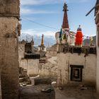 Auf dem Weg zum Kloster Stok, Ladakh/Indien