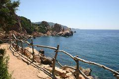 "Auf dem Weg zum ""Spiaggia Li Cossi"" - Costa Paradiso"