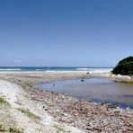 Auf dem Weg zur Silaka Beach