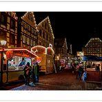 ~ auf dem Weihnachtsmarkt ~