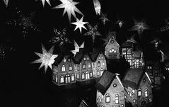 Auf dem Weihnachtsmarkt in Hameln