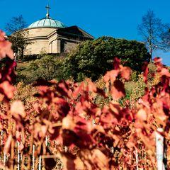 . . .  auf dem Württemberg unterhalb der Grabkapelle