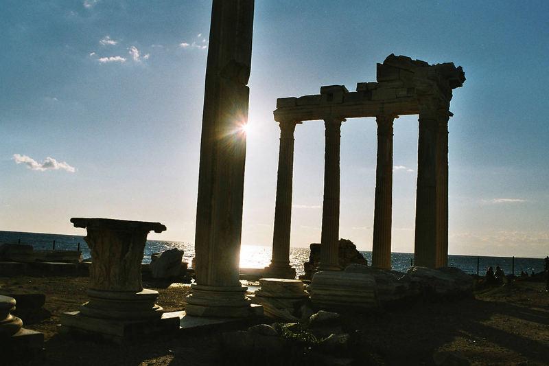 Auf den Spuren alter Kulturen