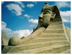 Auf den Spuren der Pharaonen - Sandworld