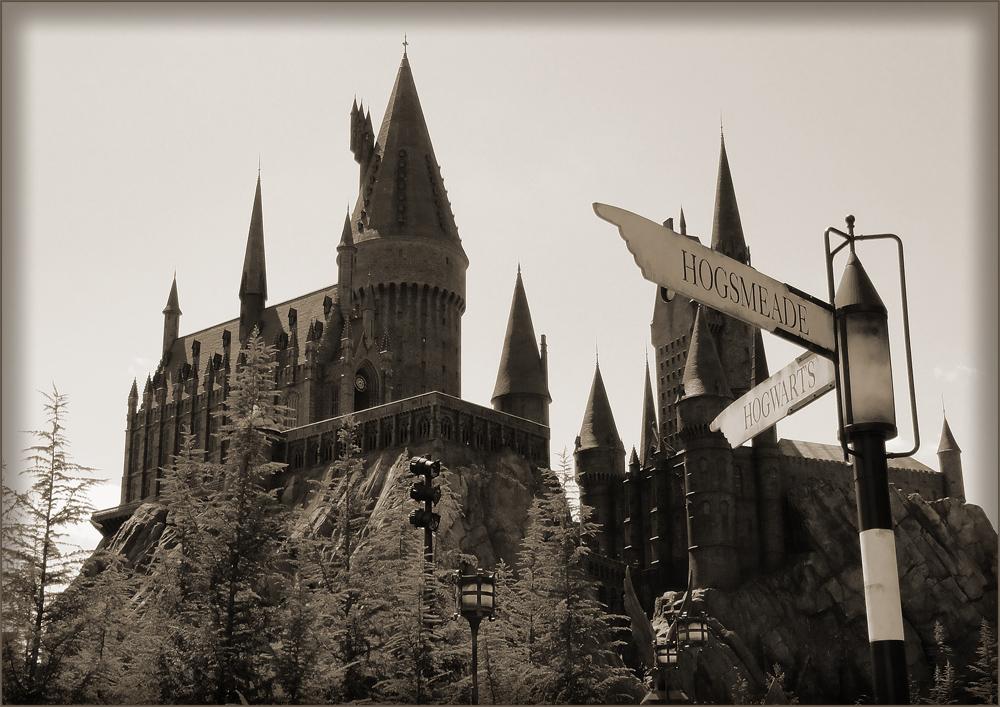 Auf den Spuren von Harry Potter