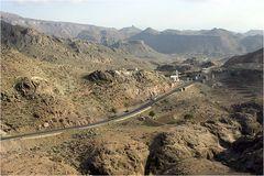 Auf den Straßen des Jemen