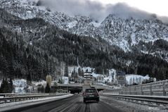 Auf den Weg nach Klagenfurt II