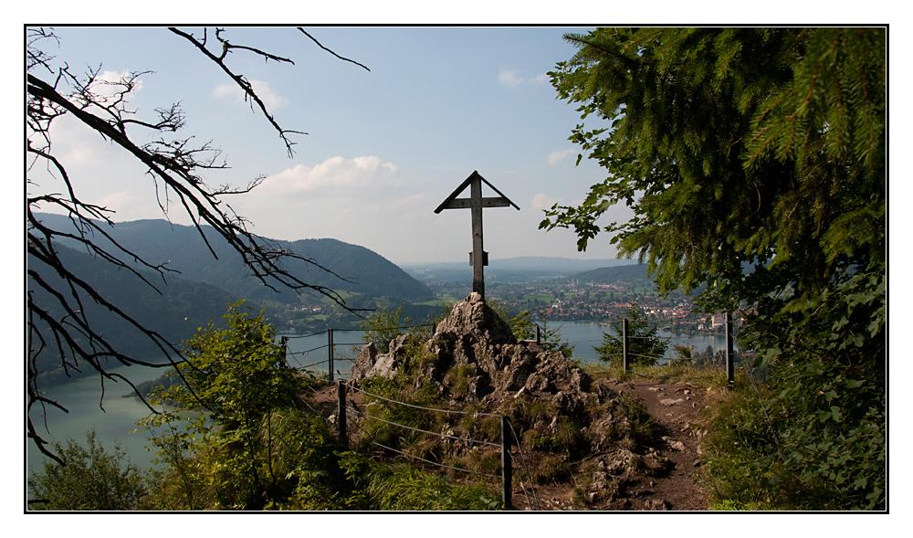 auf der Burgruine Hohenwaldeck