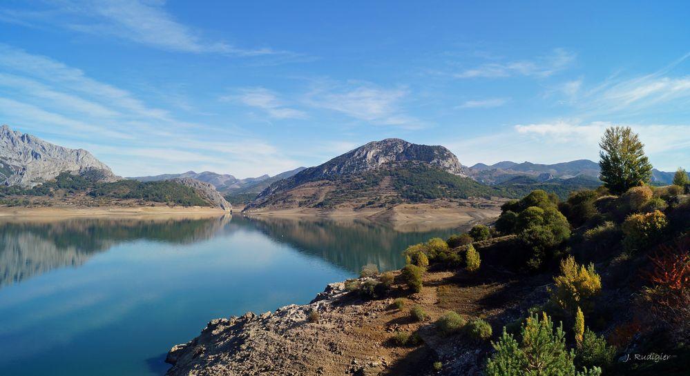 Auf der Fahrt nach Oviedo