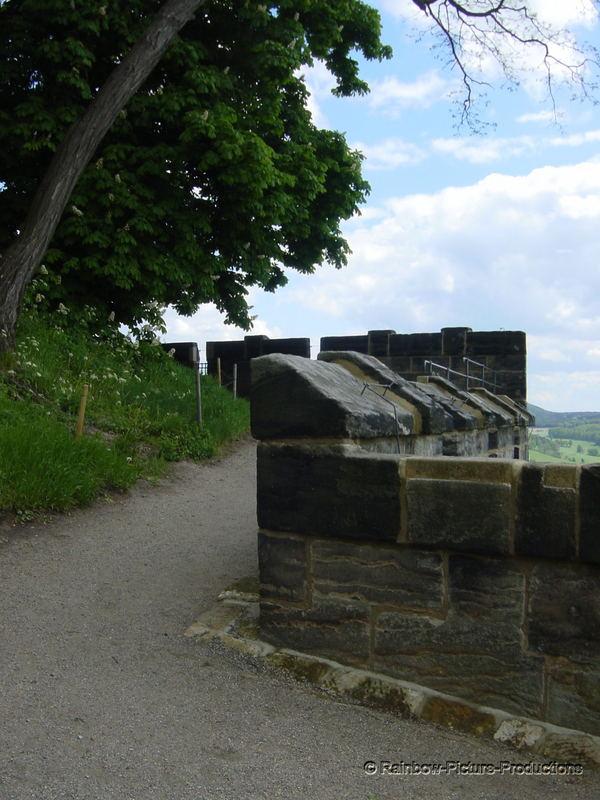 Auf der Festung Königstein...! (Sächsische Schweiz Festung)