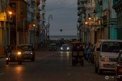 Auf der Galiano in Havanna