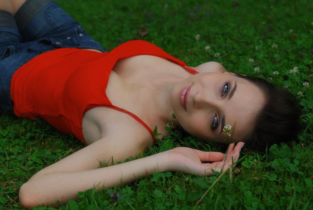 Auf der grünen Wiese...