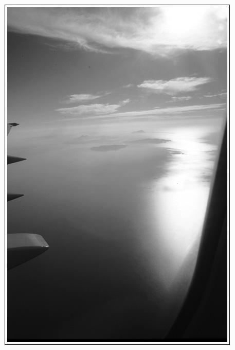 Auf der Himmel - mal SW
