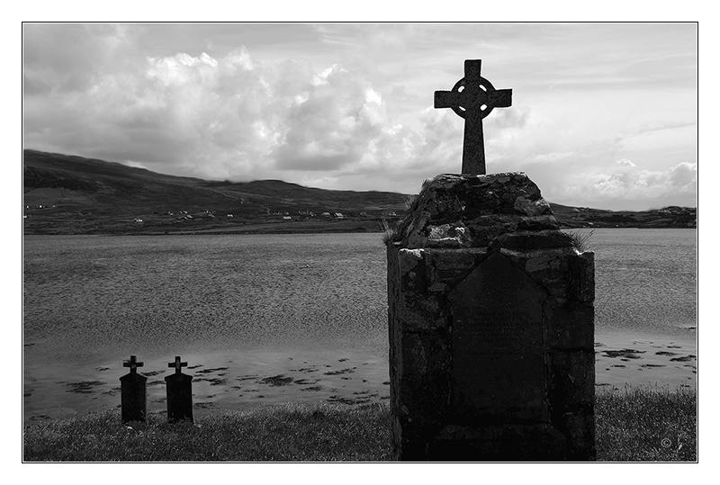 Auf der Insel Achill...