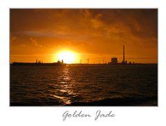 Auf der Jade in Wilhelmshaven