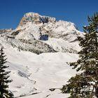 Auf der Plätzwiese kann man auch im Winter herrlich Wandern.