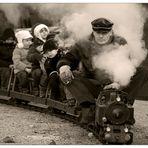 Auf der schwäbchen Eisenbahne....