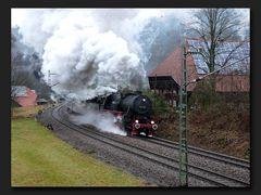 Auf der Schwarzwaldbahn