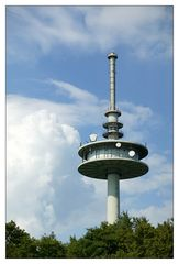 Auf der Spitze des Vulkans II - Funkturm