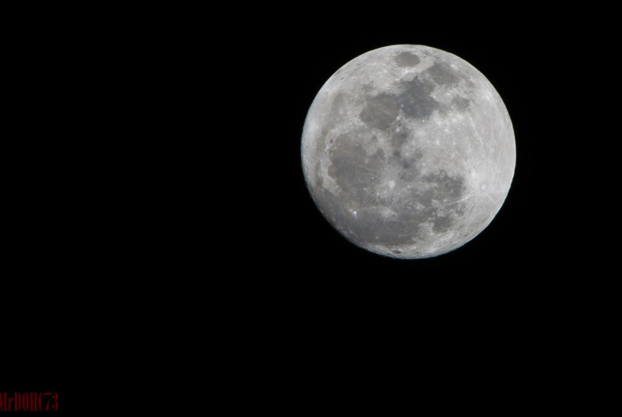 Auf der Suche nach dem Mann im Mond