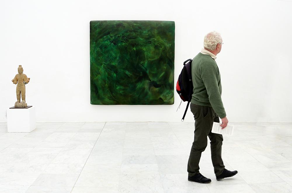 Auf der Suche nach Kunst :-)