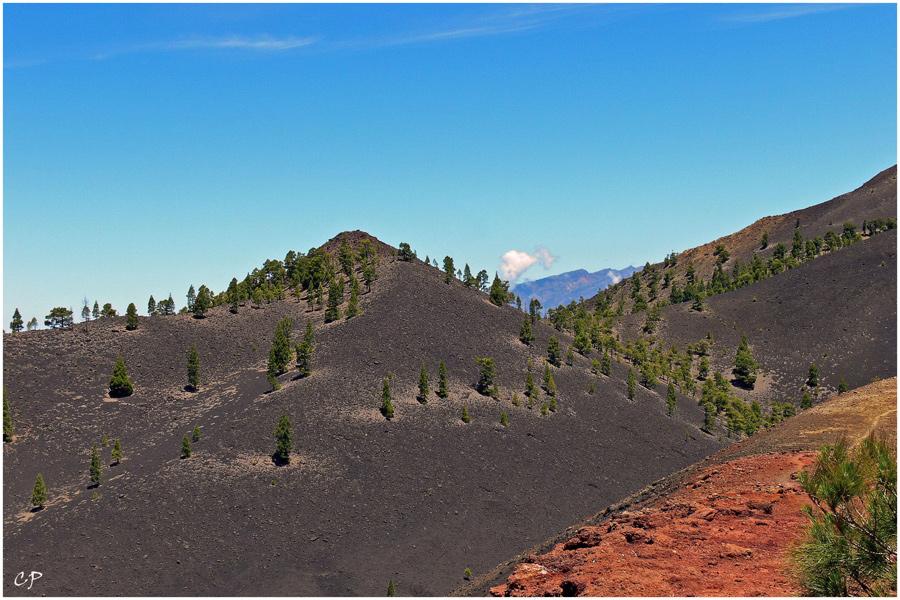 Auf der Vulkanroute ...
