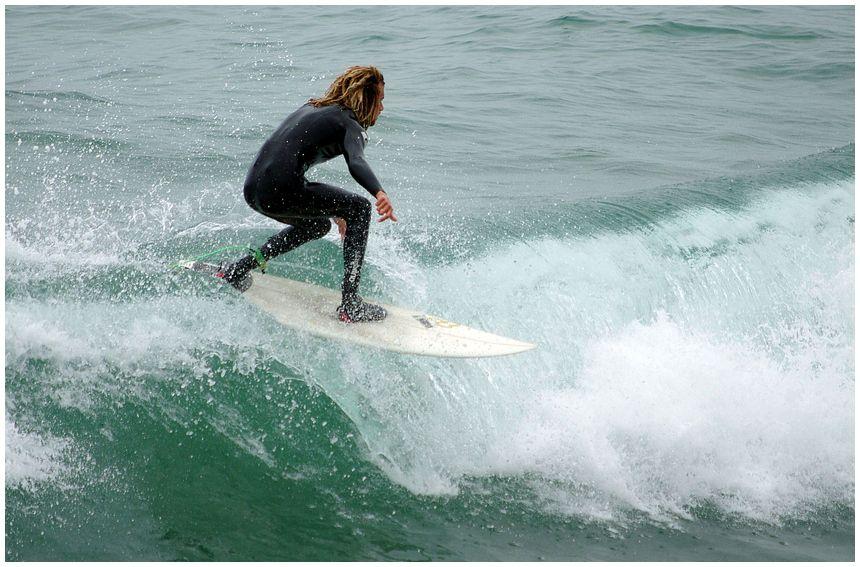 Auf der Welle (3)