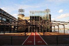 Auf die Plätze, fertig, ... Sportmuseum