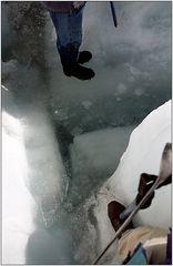 Auf dünnem Eis