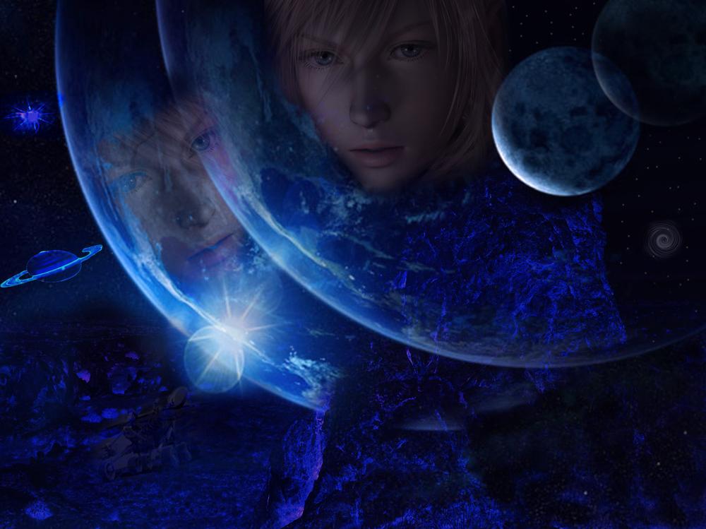 auf einem fernen Planeten II