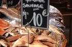 Auf einem Markt in Paris ll