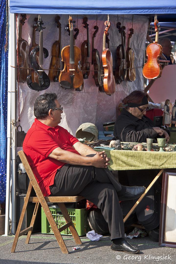 Auf Entdeckungsreise in Wien: Und der Himmel hängt voller Geigen ...