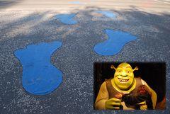 Auf Fototour mit Shrek...;o))