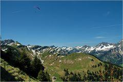 Auf in die Berge