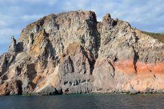 Auf Inselrundfahrt zwischen den Liparischen Inseln