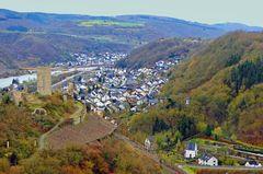 ... auf Kobern - Gondorf / Mosel