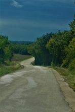 auf ländichen Wegen