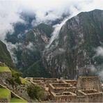auf Machu Picchu