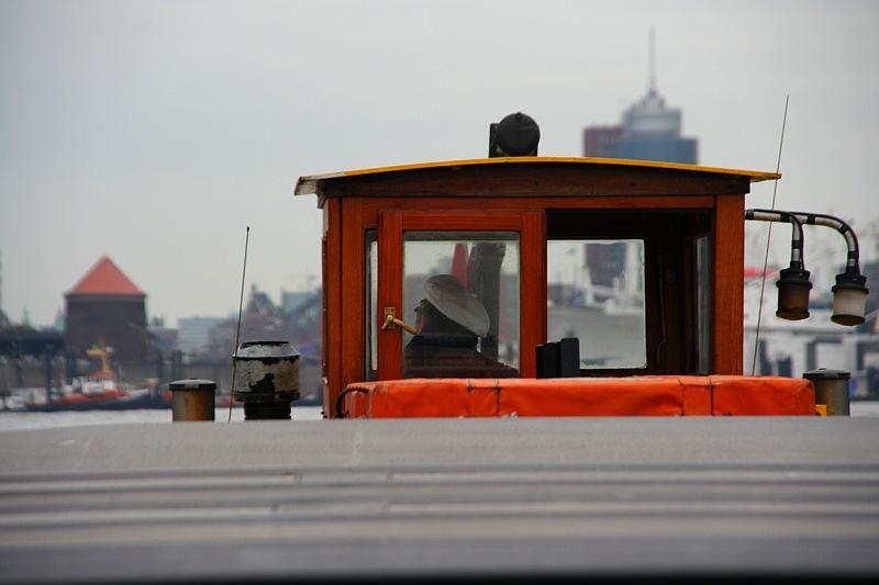 Auf meinem Schiff da bin ich Kapitän.