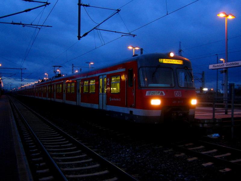 Auf nach Frankfurt