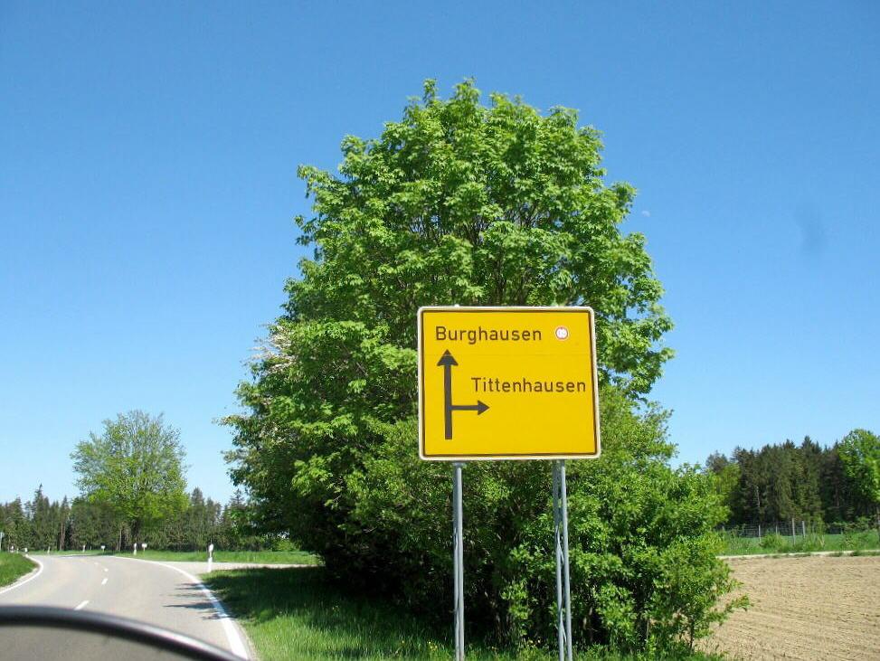 Auf nach Tittenhausen Foto & Bild | quatsch, fun und