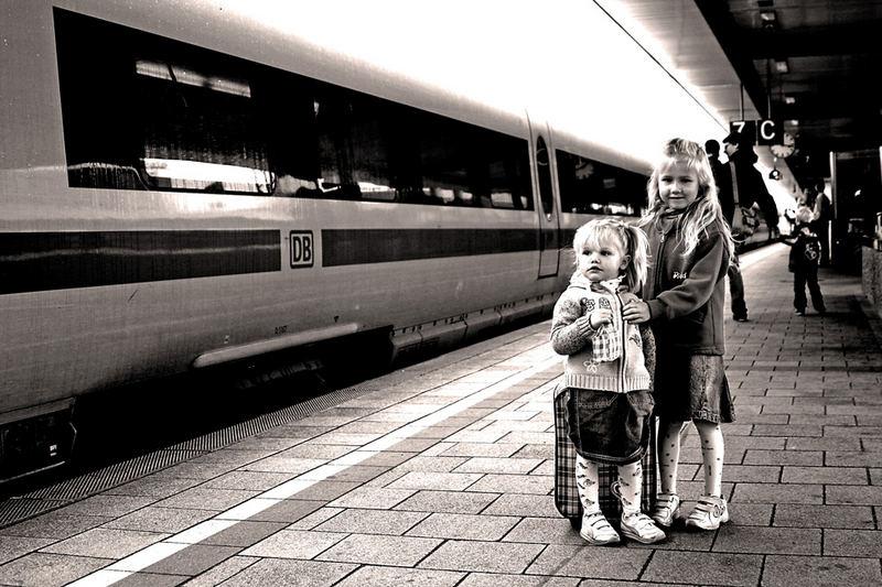 Auf Reise